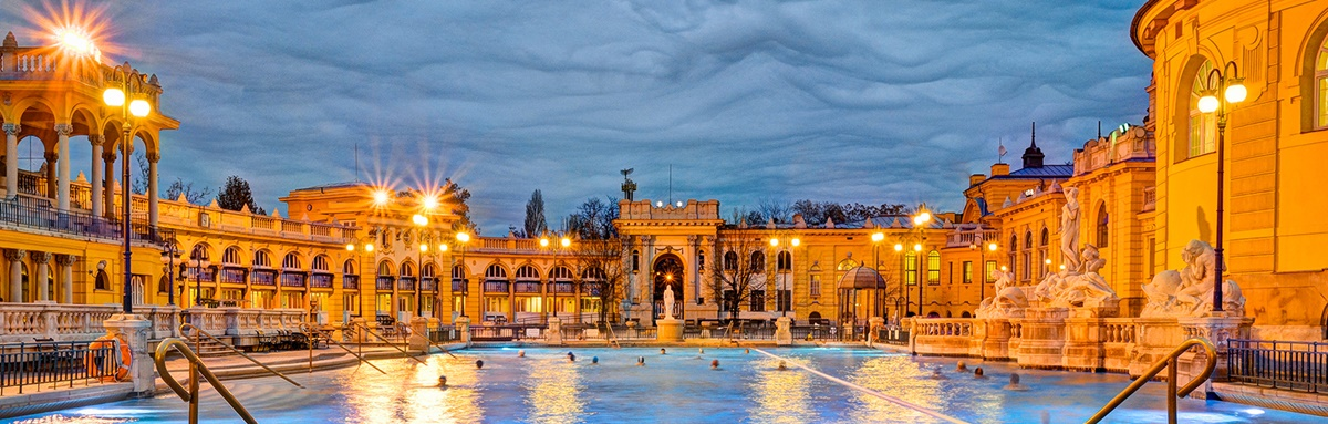 SPA Heritage in Hungary